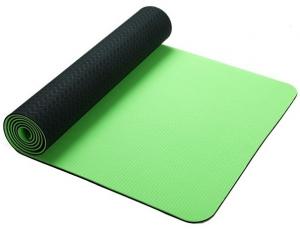 Коврик для йоги SVYP-011 зеленый Svarog