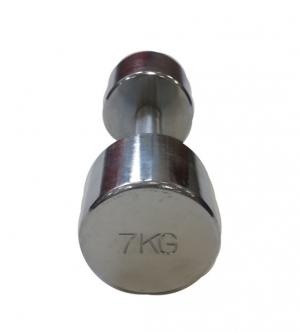 Гантель хромированная 7кг SVPP101-7 Svarog