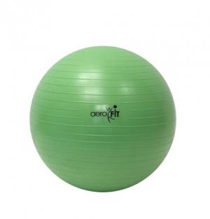 Гимнастический мяч 55см FT-ABGB-55 зеленый Aerofit