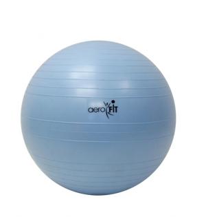 Гимнастический мяч 65см FT-ABGB-65 голубой Aerofit