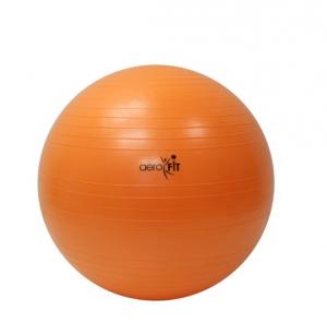 Гимнастический мяч 75см FT-ABGB-75 оранжевый Aerofit