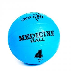 Медицинский мяч 4кг FT-MB-4K-V синий Aerofit