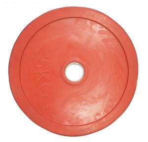 Диск ф50 мм,  евро-классик, 25кг, красный SVPP201-25C Svarog