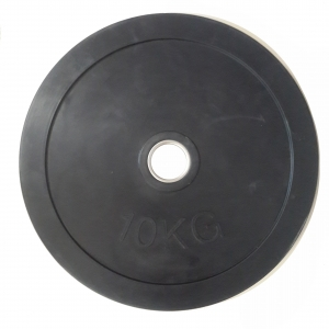 Диск ф50 мм,  евро-классик, 25кг, черный SVPP201-25 Svarog